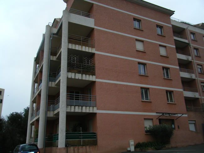 Location appartement f3 t3 bastia r sidence villa d 39 este - Location appartement bastia ...