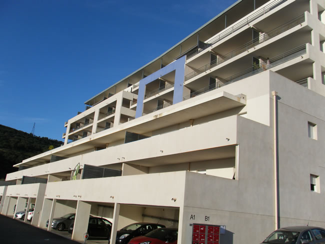 Vente appartement neuf f2 t2 bastia proche h pital for Appartement f2 neuf
